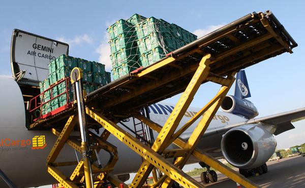 هزینه و قیمت ارسال بار هوایی به ناتینگهام