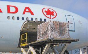 فریت بار به کانادا , قیمت و هزینه ارسال بار هوایی به کانادا