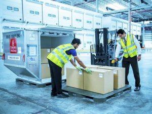بسته بندی بار برای ارسال بار هوایی و فریت بار